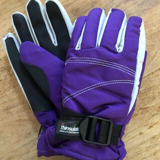 キャプテンスタッグ(CAPTAIN STAG)の手袋 グローブ 新品未使用 レディースSsize(手袋)