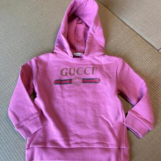 グッチ(Gucci)のGUCCI スウェット(Tシャツ/カットソー)