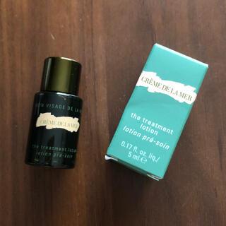 ドゥラメール(DE LA MER)のドゥ・ラ・メール 化粧水 サンプル(サンプル/トライアルキット)