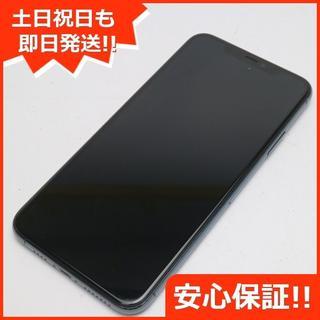 アイフォーン(iPhone)の美品 SIMフリー iPhone 11 Pro Max 64GB (スマートフォン本体)