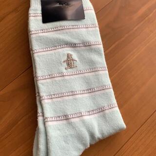 マンシングウェア(Munsingwear)のマンシングウェア 靴下(ソックス)
