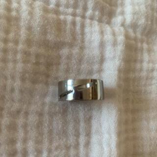 カルバンクライン(Calvin Klein)のCK シルバーリング(リング(指輪))