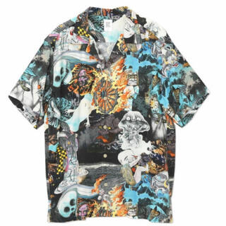グラニフ(Design Tshirts Store graniph)の水木しげる 妖怪シャツ アロハ ゲゲゲの鬼太郎 グラニフ(シャツ)