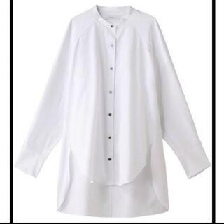 ドゥーズィエムクラス(DEUXIEME CLASSE)のESSEN.LAUTREAMONT フィンクスウェザービックシャツ(シャツ/ブラウス(長袖/七分))