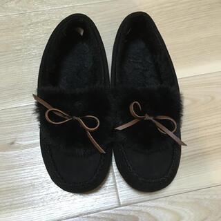 ジーユー(GU)のGU  靴 女の子 22センチ(フォーマルシューズ)