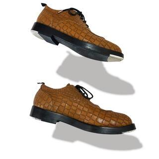 ディオールオム(DIOR HOMME)のkris van assche クロコ シューズ 靴 Dior ディオール (ドレス/ビジネス)