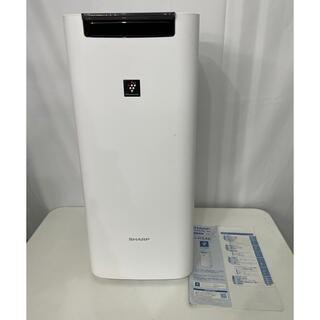 SHARPシャープ KI-HS40 加湿空気清浄機 プラズマクラスター25000