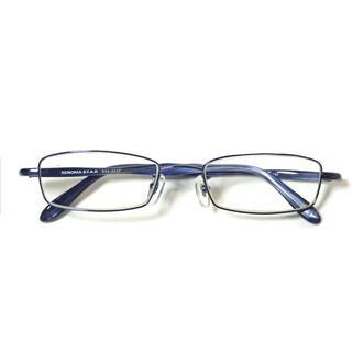 レノマ(RENOMA)のCB019 RENOMA S.T.A.R RS-604P メガネ メガネフレーム(サングラス/メガネ)
