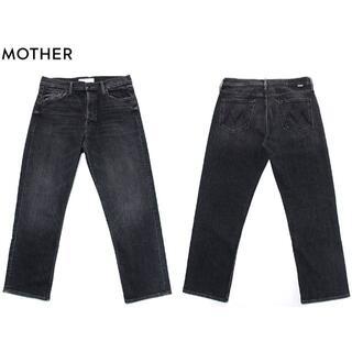 マザー(mother)の 正規品MOTHER/メンズブラックデニム/30/USA(デニム/ジーンズ)