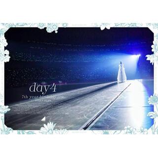 ノギザカフォーティーシックス(乃木坂46)の乃木坂46/7th YEAR BIRTHDAY LIVE Day4(DVD)(アイドル)