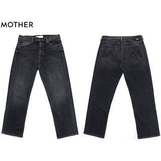 マザー(mother)のメンズブラックデニム/30/ 正規品MOTHERマザー(デニム/ジーンズ)