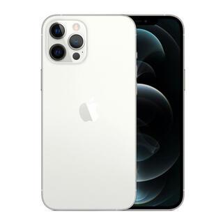 アップル(Apple)のiPhone12Pro Max 128GB シルバー(スマートフォン本体)