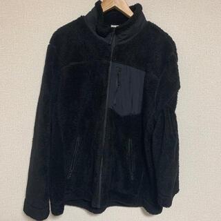 GU - ボアフリースフルジップジャケット(長袖) GU ジーユー