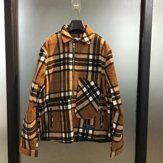 ビッグバン(BIGBANG)の人気品 新品未使用 we11done Tweed pullover ブルゾン(ブルゾン)