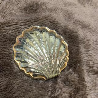 ラデュレ(LADUREE)のラデュレ 貝殻パクト ケースのみ(フェイスパウダー)