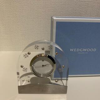 ウェッジウッド(WEDGWOOD)のwedgwood 時計(置時計)