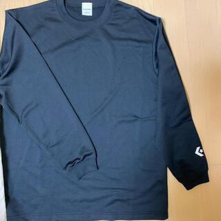 コンバース(CONVERSE)のコンバース メンズ 黒 ロングスリーブシャツ M(バスケットボール)