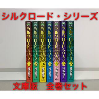 シュウエイシャ(集英社)のシルクロードシリーズ 全巻(全巻セット)