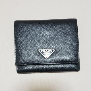 プラダ(PRADA)の三つ折り財布 PRADA(折り財布)