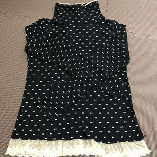 フランシュリッペ(franche lippee)のfranche lippee  タートルネックシャツ(Tシャツ(長袖/七分))