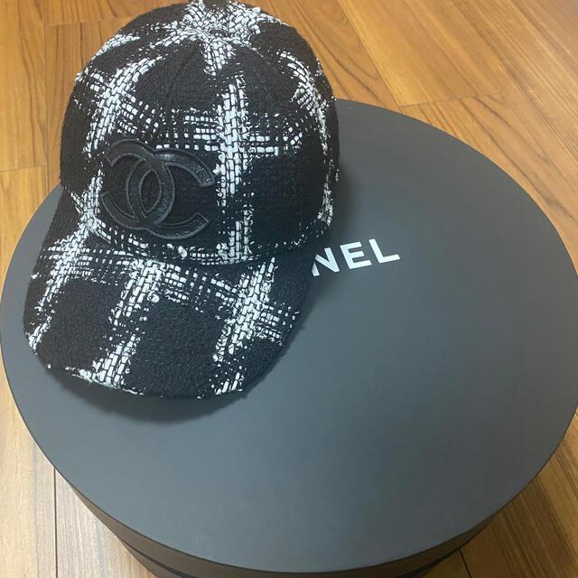 CHANEL(シャネル)の新作 CHANEL CCマーク キャップ レディースの帽子(キャップ)の商品写真