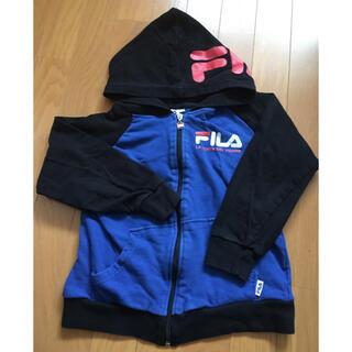 フィラ(FILA)のFILA キッズ パーカー 140cm(ジャケット/上着)