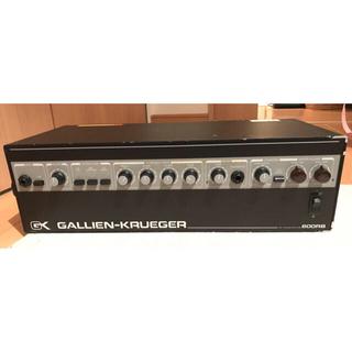 最終値下げ GALLIEN-KRUEGER ギャリエンクルーガー 800RB(ベースアンプ)
