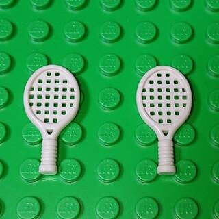 レゴ(Lego)の【新品】LEGO ラケット2点(その他)