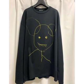 ラッドミュージシャン(LAD MUSICIAN)の18ss スーパービッグT 長袖(Tシャツ/カットソー(七分/長袖))