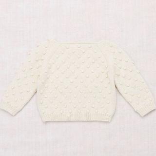 ボンポワン(Bonpoint)のmisha&puff  Popcorn Sweater  6-7y(ニット)