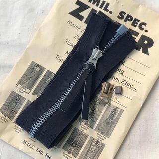 ザリアルマッコイズ(THE REAL McCOY'S)のMASH  MIL.SPEC.ZIPPER M.O.C.Ltd.lnc.(フライトジャケット)