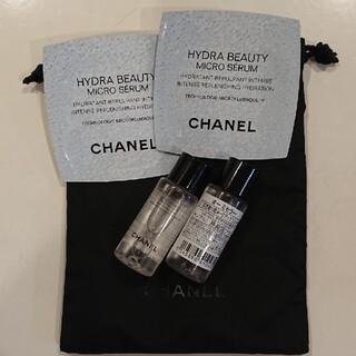 CHANEL - CHANEL サンプル セット 巾着付