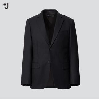 ユニクロ(UNIQLO)の+J ウールテーラードジャケットセットアップ(セットアップ)