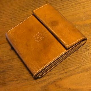 イルビゾンテ(IL BISONTE)のイルビゾンテ 二つ折り(折り財布)