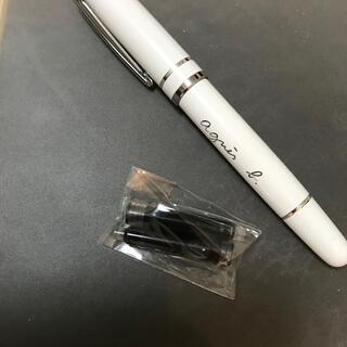 アニエスベー(agnes b.)のアニエスベー 万年筆・カートリッジ(ペン/マーカー)