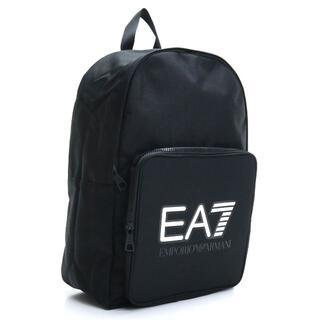 エンポリオアルマーニ(Emporio Armani)のイーエーセブン EA7 リュック バックパック 275958 ブラック(バッグパック/リュック)
