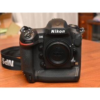 ニコン(Nikon)のニコン D5 CF-Type ボディ 完動美品 ショット数:50,000枚以下(デジタル一眼)
