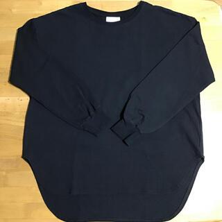 レイビームス(Ray BEAMS)のレイビームス Tシャツ 長袖 黒(Tシャツ(長袖/七分))