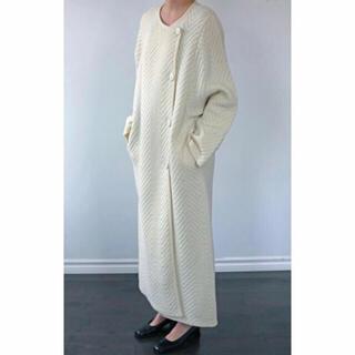 トゥデイフル(TODAYFUL)のvintage knit coat (ニットコート)