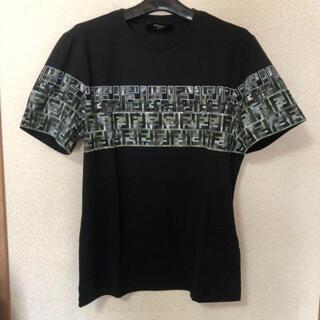 フェンディ(FENDI)のFendi フェンディ ロゴTシャツ(Tシャツ/カットソー(半袖/袖なし))