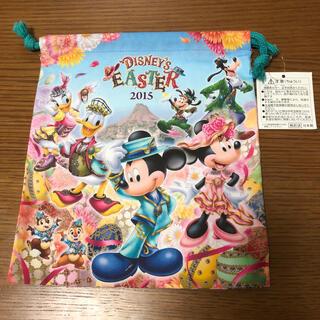 ディズニー(Disney)の【ディズニーリゾート限定】巾着袋(ディズニーシーで購入、イースター限定品)(その他)