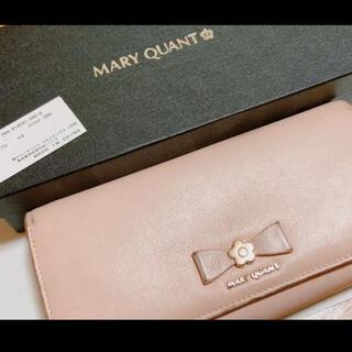 マリークワント(MARY QUANT)のマリクワ 長財布♡(長財布)