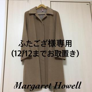 マーガレットハウエル(MARGARET HOWELL)のMargaret Howell ステンカラーコート(ロングコート)