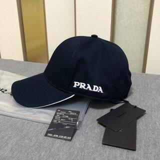 PRADA - プラダ キャップ 新品未使用品