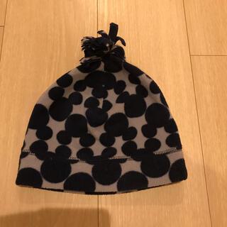 ユニクロ(UNIQLO)のフリース 帽子 ディズニー UNIQLO 48(帽子)