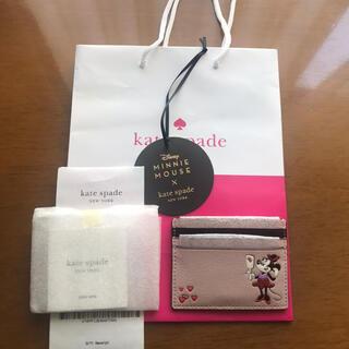 kate spade new york - ケイトスペード Disney ミニー カードケース