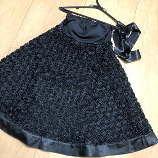 セシルマクビー(CECIL McBEE)のセシルマクビー  パーティードレス 美品(ミディアムドレス)