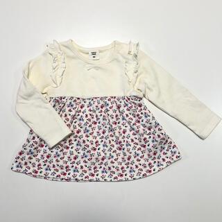 アカチャンホンポ(アカチャンホンポ)のアカチャンホンポ 長袖ロンT サイズ80(Tシャツ)