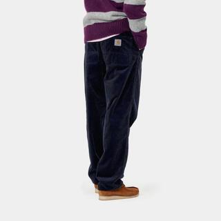 カーハート(carhartt)のcarhartt wip simple pants ネイビー (ワークパンツ/カーゴパンツ)
