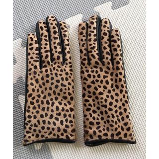トゥモローランド(TOMORROWLAND)のCARIDEI グローブ(手袋)